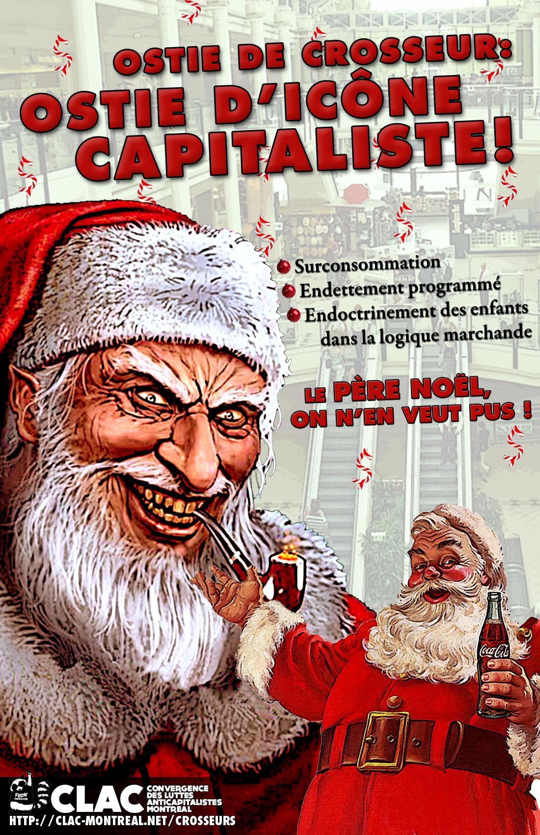 crosseur de d u00e9cembre 2012  p u00e8re no u00ebl  ic u00f4ne capitaliste